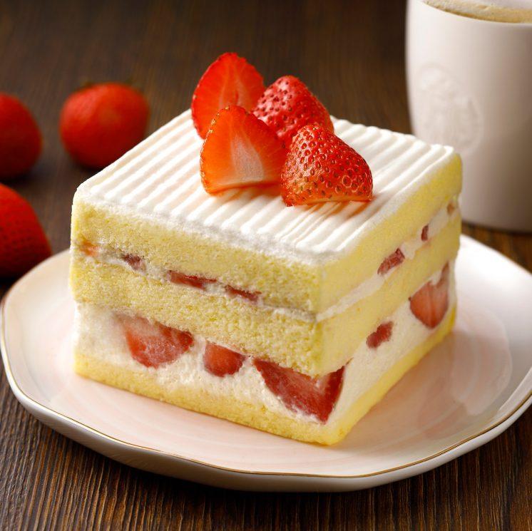 4吋草莓蛋糕