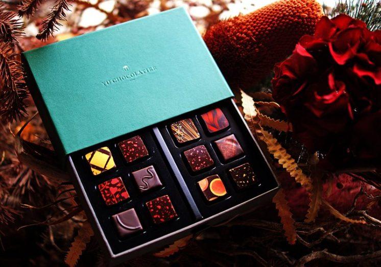 畬室經典夾心巧克力禮盒12入
