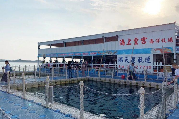 海洋牧場鮮蚵吃到飽