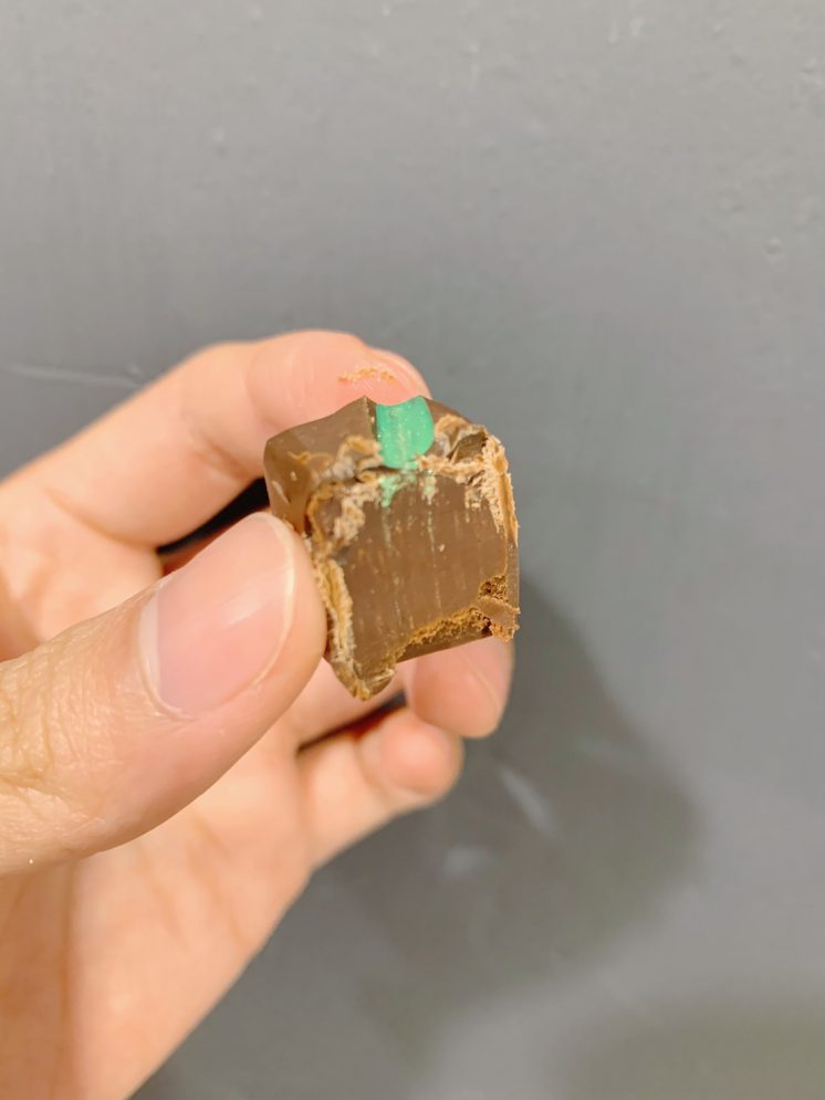 百香胡椒巧克力