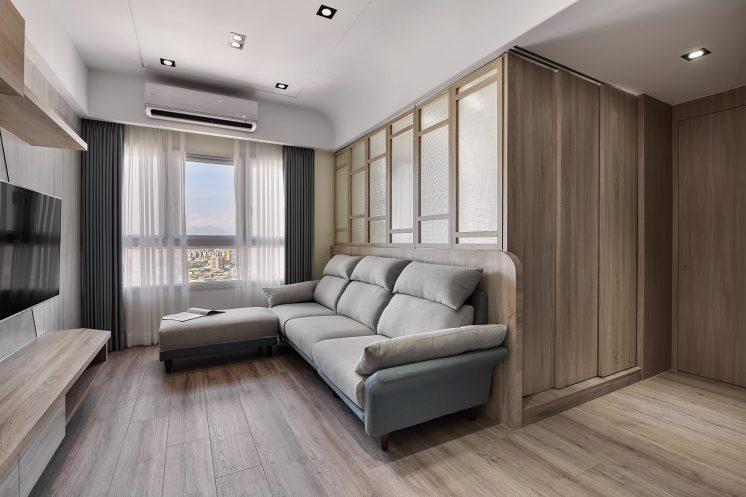 室內設計-隱藏門
