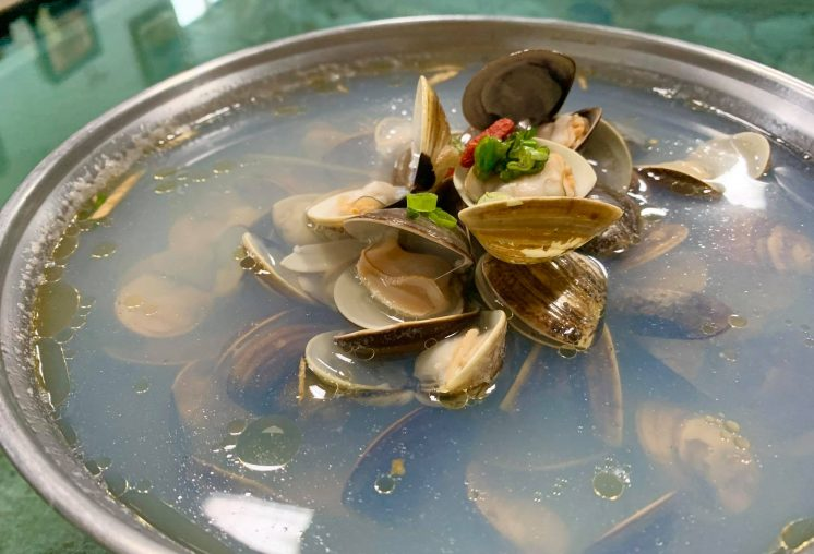 馬蹄蛤養生湯