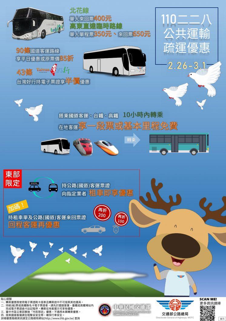 228公共疏運優惠
