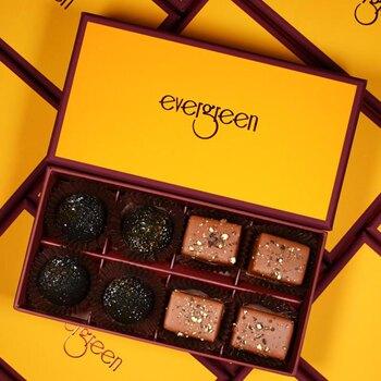 長榮嚴選 雙冠巧克力禮盒