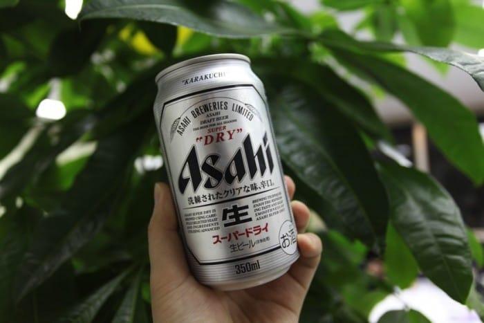 ASAHI 啤酒
