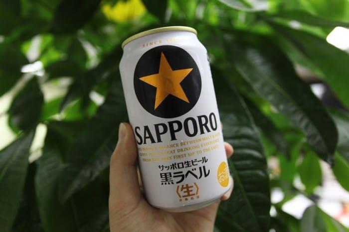 SAPPORO 啤酒