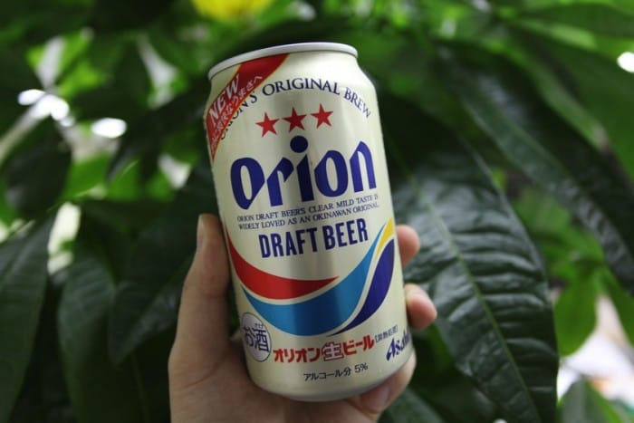 ORION 啤酒