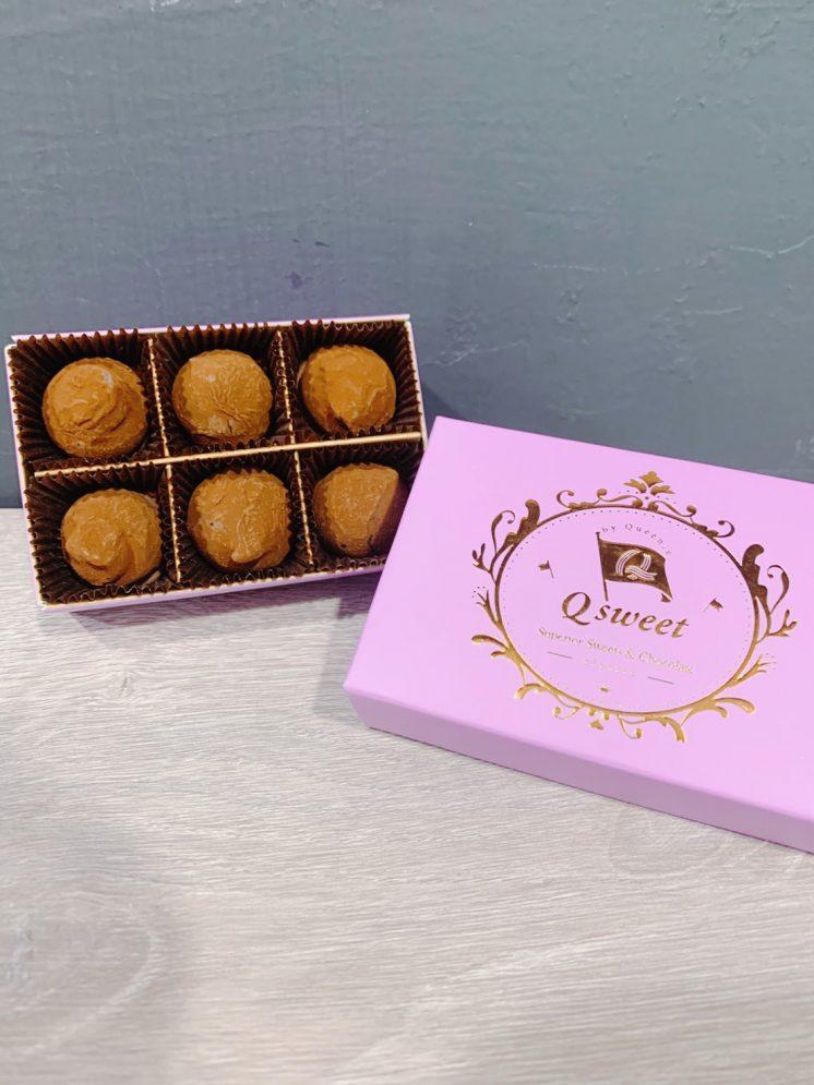經典法式松露巧克力