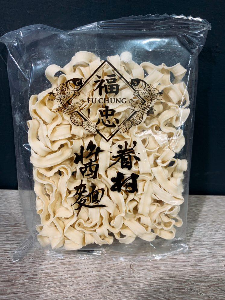 王偉忠——福忠字號:蒜香麻醬