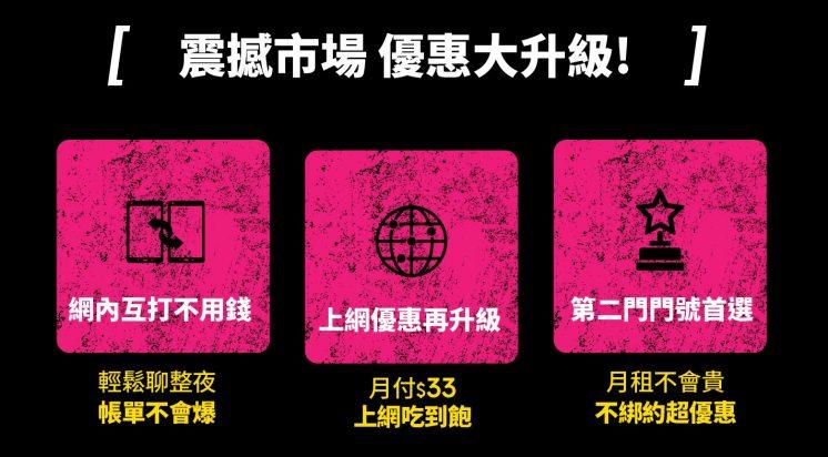亞太電信優惠方案
