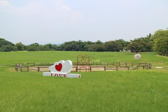走馬瀨農場_情人湖