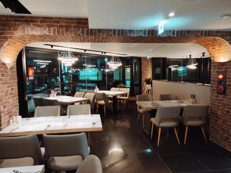 西堤牛排_餐廳