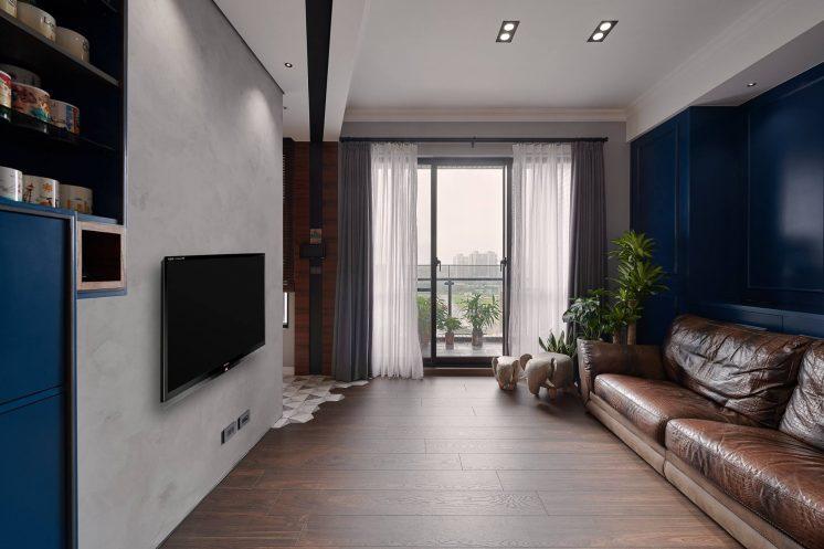 室內設計-超耐磨地板