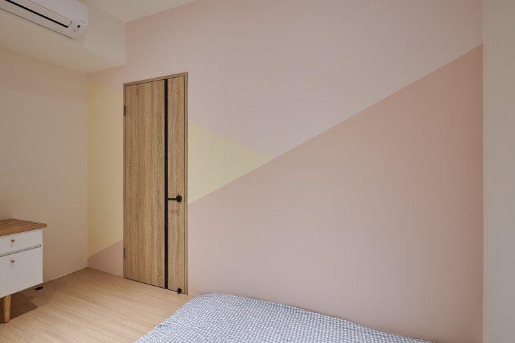 室內設計-跳色設計