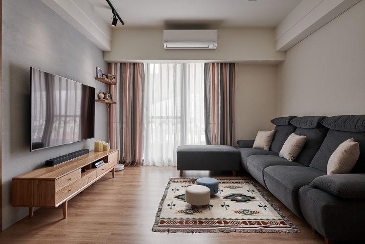 室內設計-珪藻土牆面