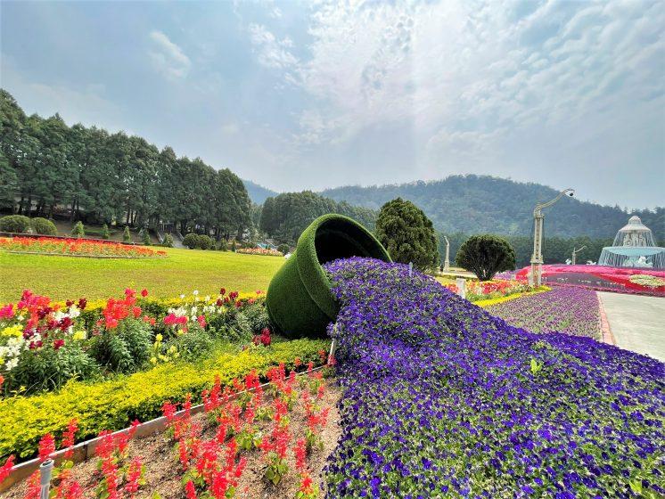 九族水沙連歐洲宮廷花園