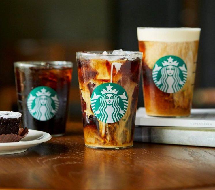 星巴克黑咖啡
