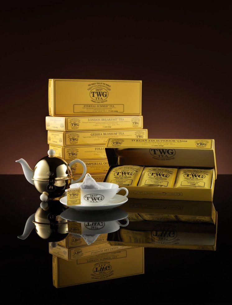 TWG TEA 國際奢華茶葉
