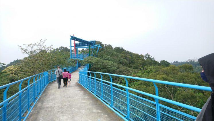 銅鑼鄉:天空自行車步道