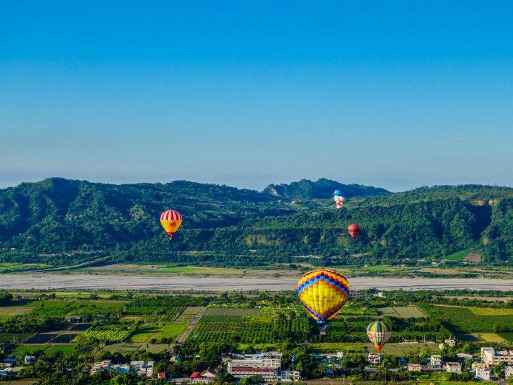 2020臺灣國際熱氣球嘉年華_熱氣球2