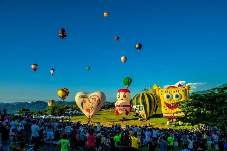 2020臺灣國際熱氣球嘉年華