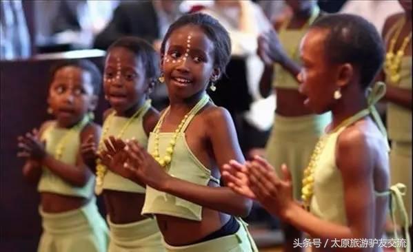 非洲國家的兒童節