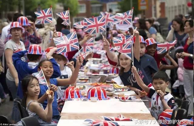 英國的兒童節