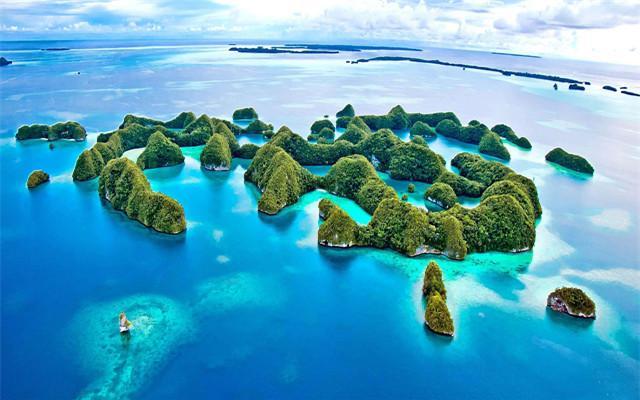 帛琉:上帝水族箱