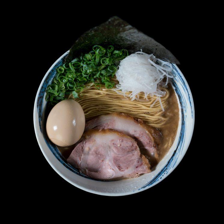 魚介系拉麵