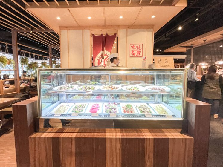 京都冷菜風櫃位