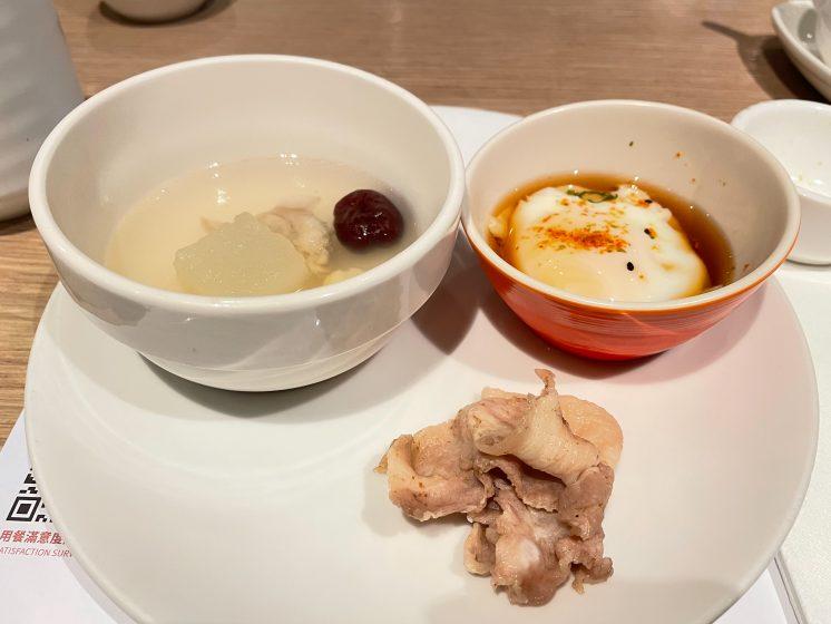 湯品與熟食