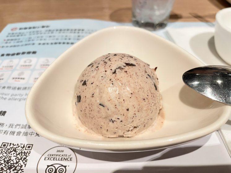 瑞士巧克力冰淇淋