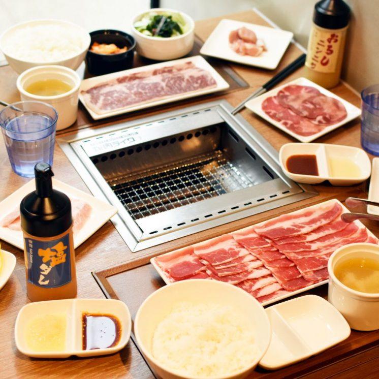 燒肉LIKE 餐點
