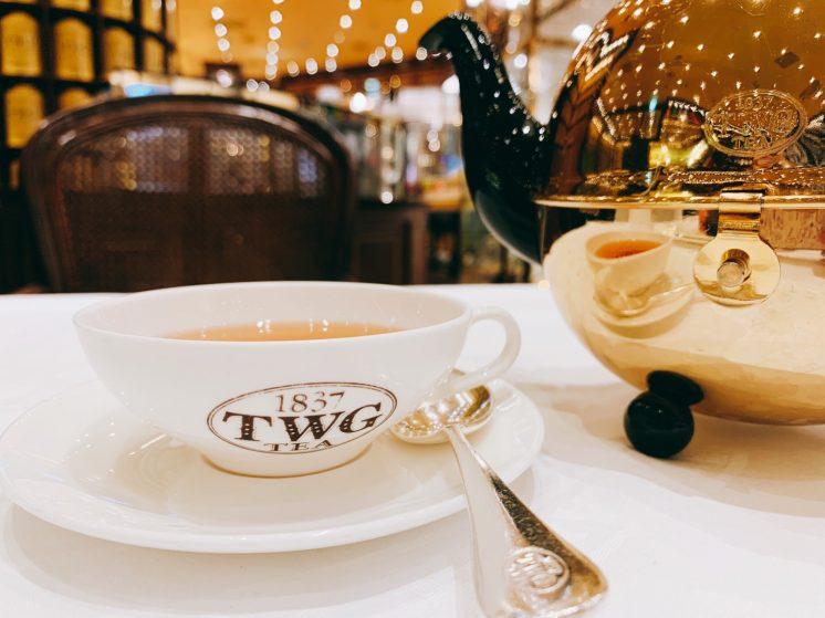 TWG TEA 1837黑茶