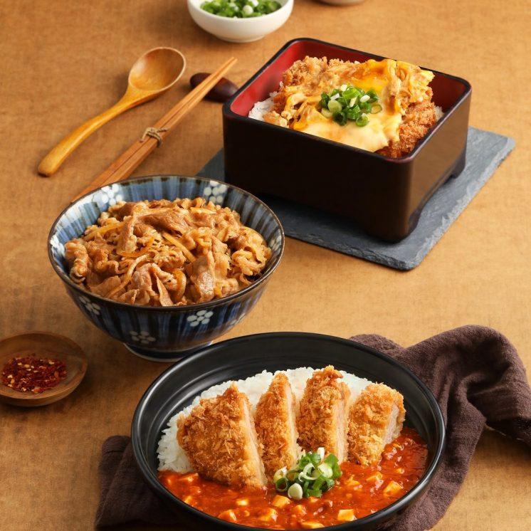 鮮五丼_餐點