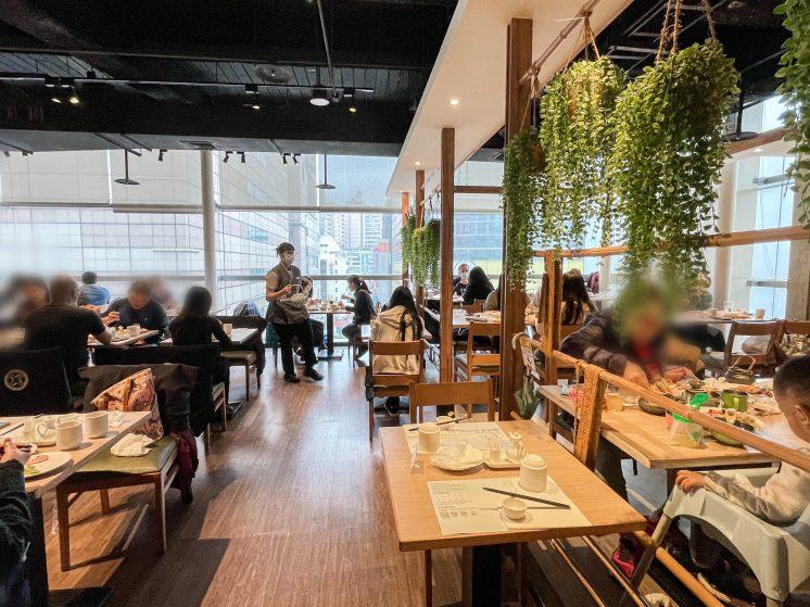 欣葉日本料理館前店_小區用餐區