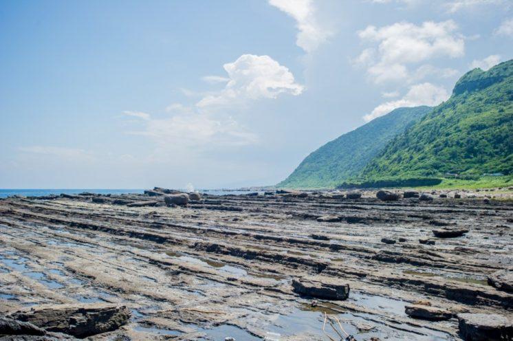 萊萊地質-火龍岩 魔鬼的洗衣板