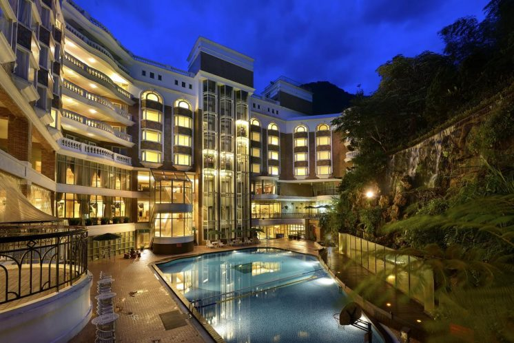 米堤大飯店