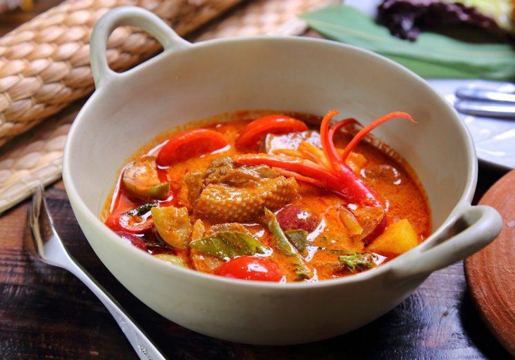 泰國紅咖哩