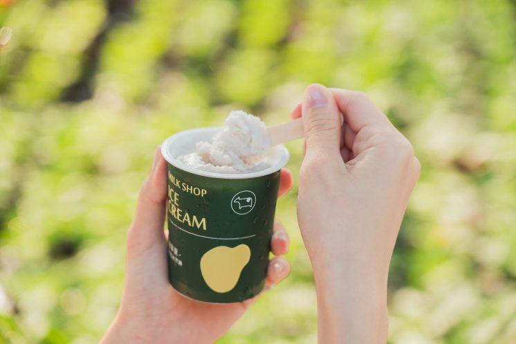 迷客夏_牧場冰淇淋