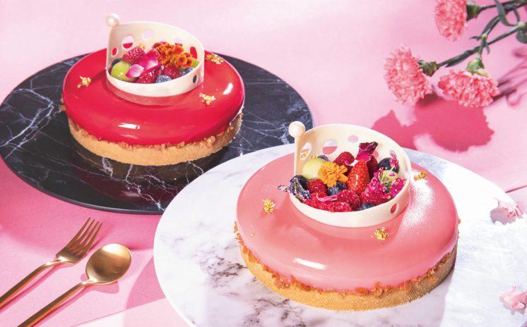 台北凱達大飯店母親節蛋糕