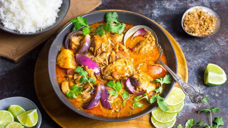 瑪莎曼咖哩 Massaman Curry