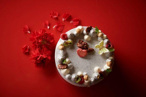 台北福華大飯店母親節蛋糕