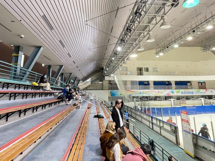 冰上樂園_座位區
