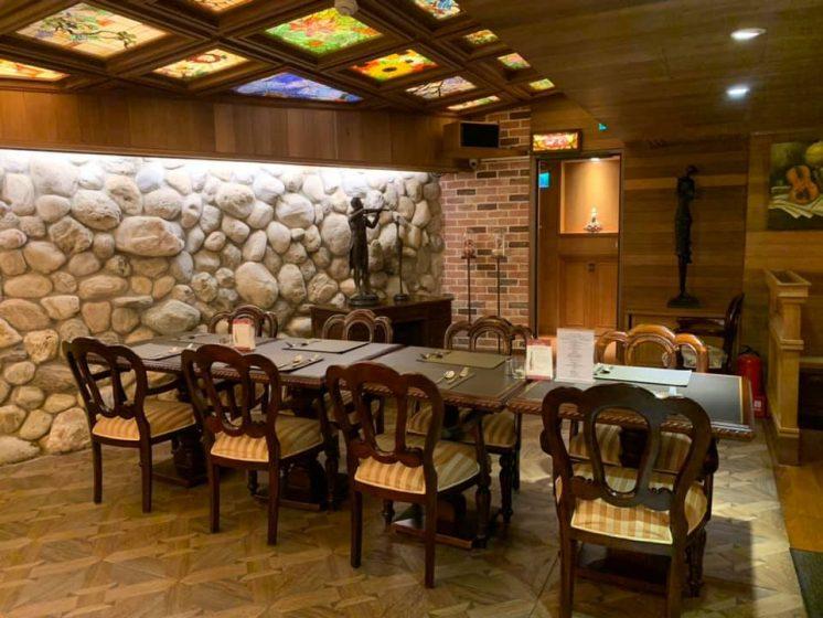 Mirage Bistro & Cafe at 荒漠甘泉2
