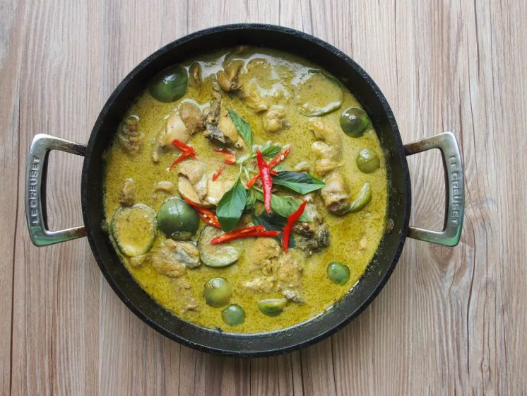 泰國青咖哩