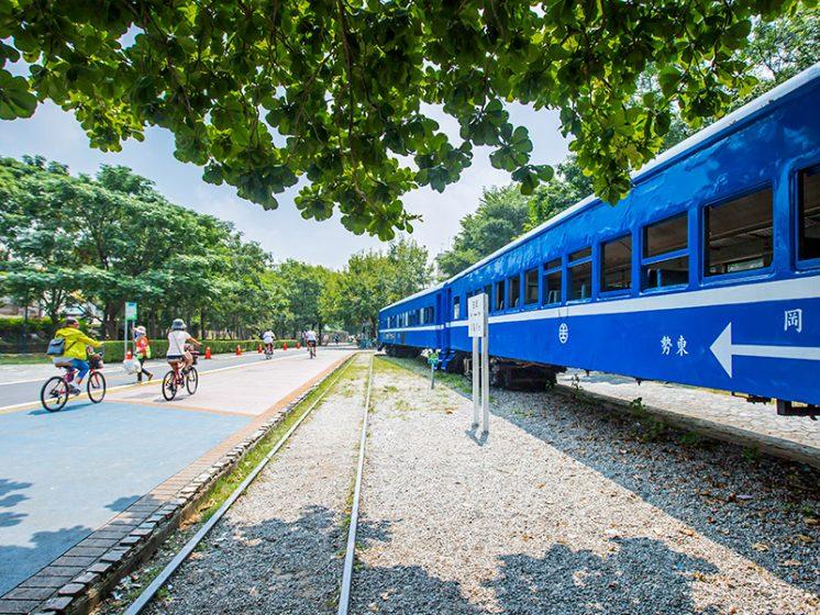東豐自行車綠廊和后豐鐵馬道