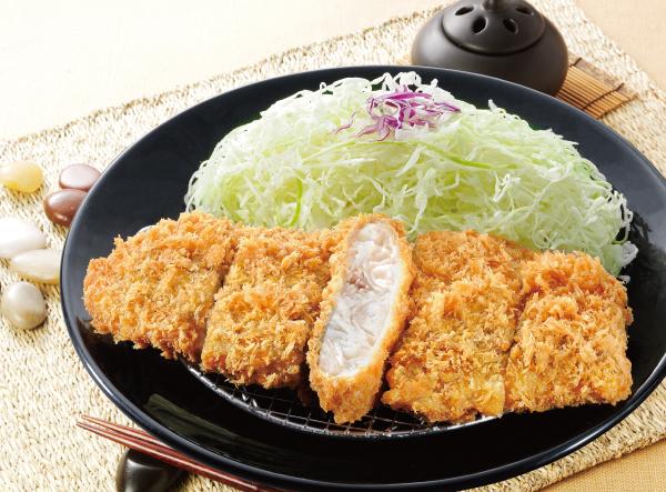 黃金魚排定食