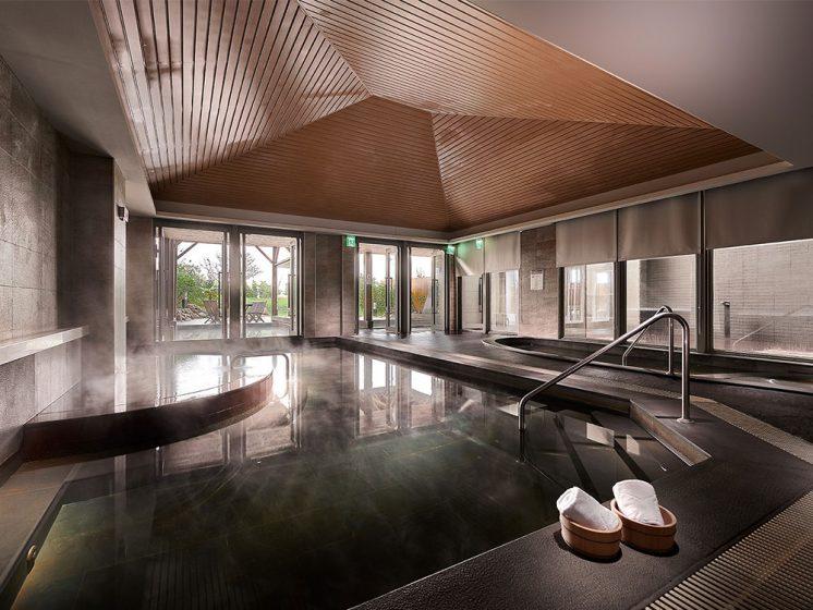 宜蘭綠舞觀光飯店風呂浴場