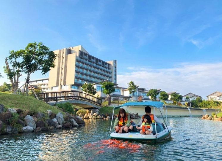 綠舞飯店遊船